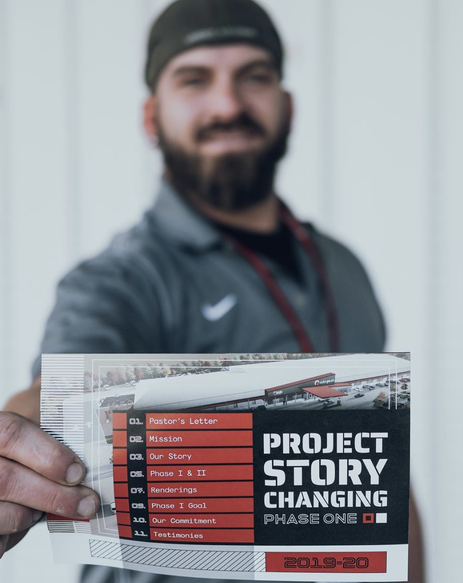project story changing